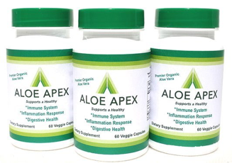 The World's Most Bio-Available Aloe Vera!